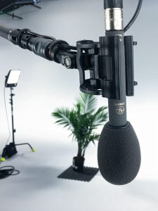 Location Sound Recording for Commercial Production