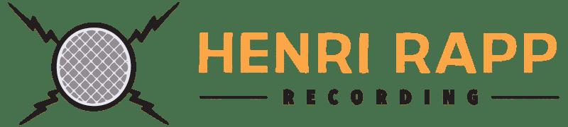 Henri Rapp - Production Sound Recordist & Location Sound Mixer
