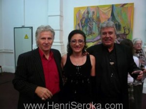 Credo 2008-10-05 Conservatoire Royal of Brussels - Robert Gogoi - Eva Nyakas - Henri Seroka 002
