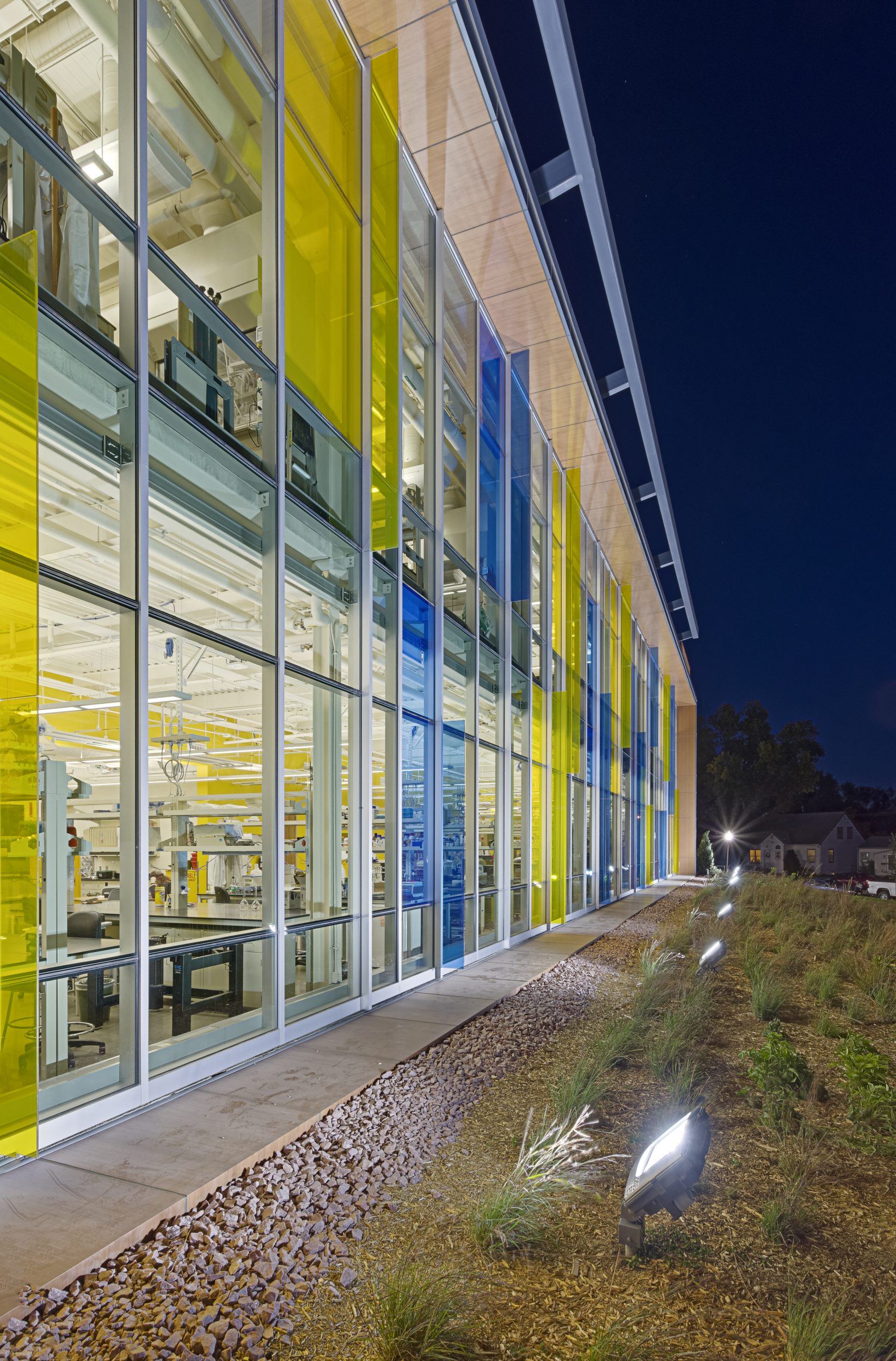 Augustana University Froiland Science Complex Henry