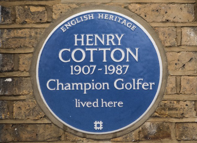 Henry Cotton