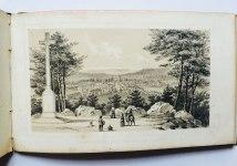 Fontainebleau vu du calvaire