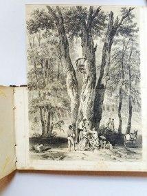 Lithographie Henri Walter