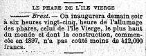 Le Figaro, 1er mars 1902, p.4. Source : Gallica/BnF.