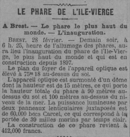 Le Journal, 1er mars 1902. Source : Gallica/BnF.