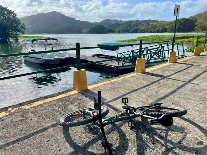 Muelle de Gamboa