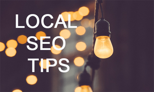 Local SEO tips To build Local search Ranking