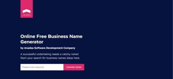 Anadea-business-name-