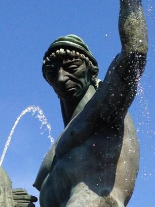 Poseidon på Gøtapladsen