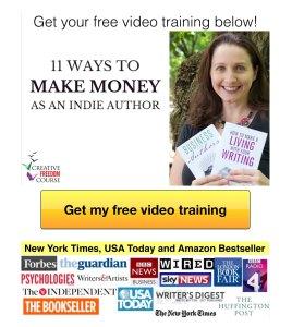 Joanna Penn free videos
