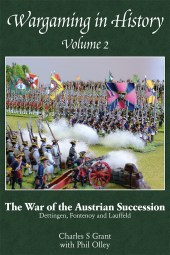 Wargaming in History Volume 2 by Charles S Grant cover