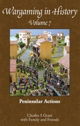 Wargaming in History Volume 7 by Charles S Grant cover