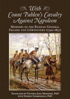 With Count Pahlen's Cavalry Against Napoleon by Eduard von Löwenstern front cover