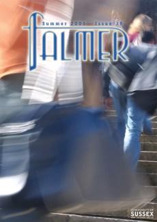Falmer magazine for the University of Sussex Alumni Society