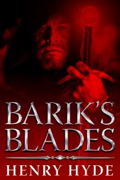 Barik's Blades – fantasy concept for forthcoming book