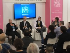 Author HQ at London Book Fair 2017