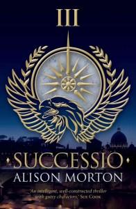 SUCCESSIO by Alison Morton