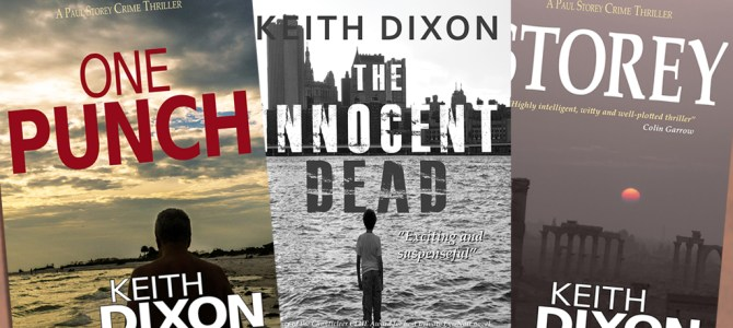 Author Insights: Six of the Best with Keith Dixon