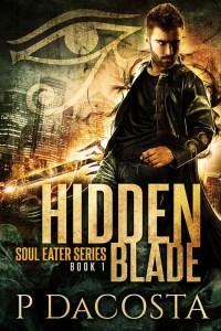 Hidden Blade by Pippa DaCosta
