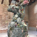 Pieces from Treasures from the Wreck of the Unbelievable by Damien Hirst at the Punta della Dogana, Venice