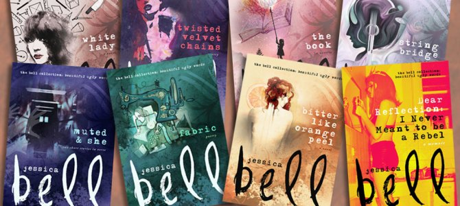 Author Insights: Six of the Best with Jessica Bell