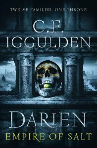 Darien book cover
