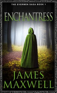 Enchantress book cover