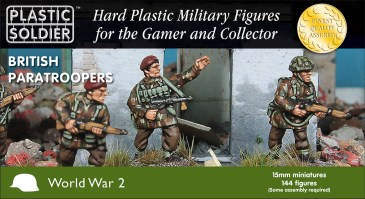 Packaging design for the Plastic Soldier Company