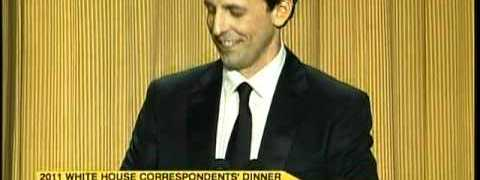 Donald Trump Eviscerated By Seth Meyers At  White House Correspondents' Association Dinner