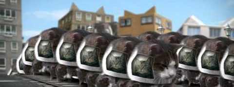 New Cyriak Video: Kitty City
