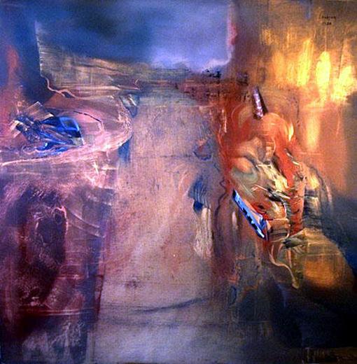 Ben Lindgren | Sarcos Ashes And Sand | 1998