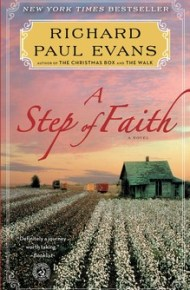 A Step of Faith - Richard Paul Evans