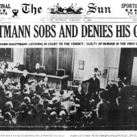 Lindbergh Kidnapping: Hauptmann Trial Was a Sham