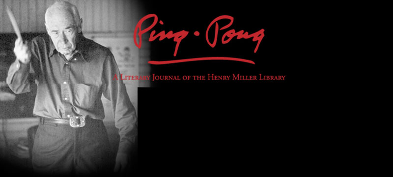 Now accepting submissions for Ping Pong Free Press!