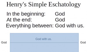 simple eschatology