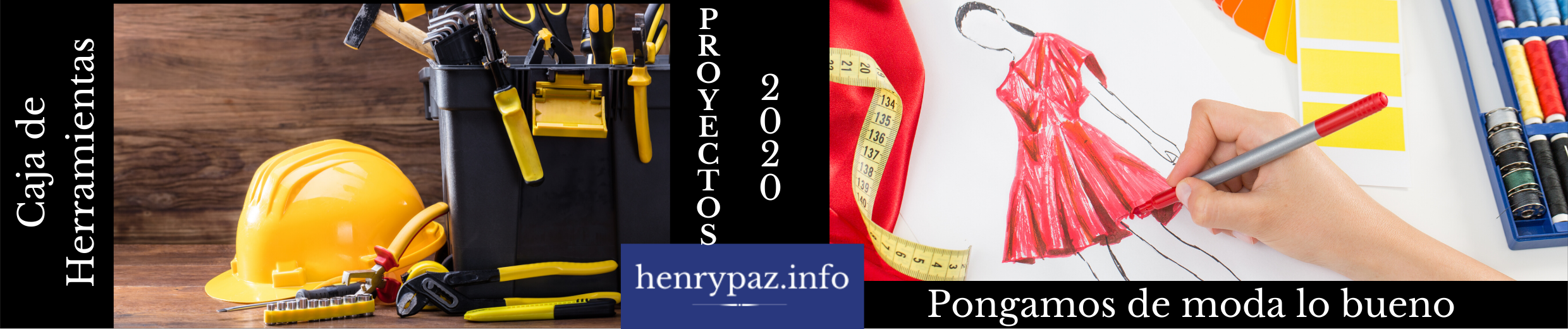 Copy of Proyectos 2020 henrypaz.info