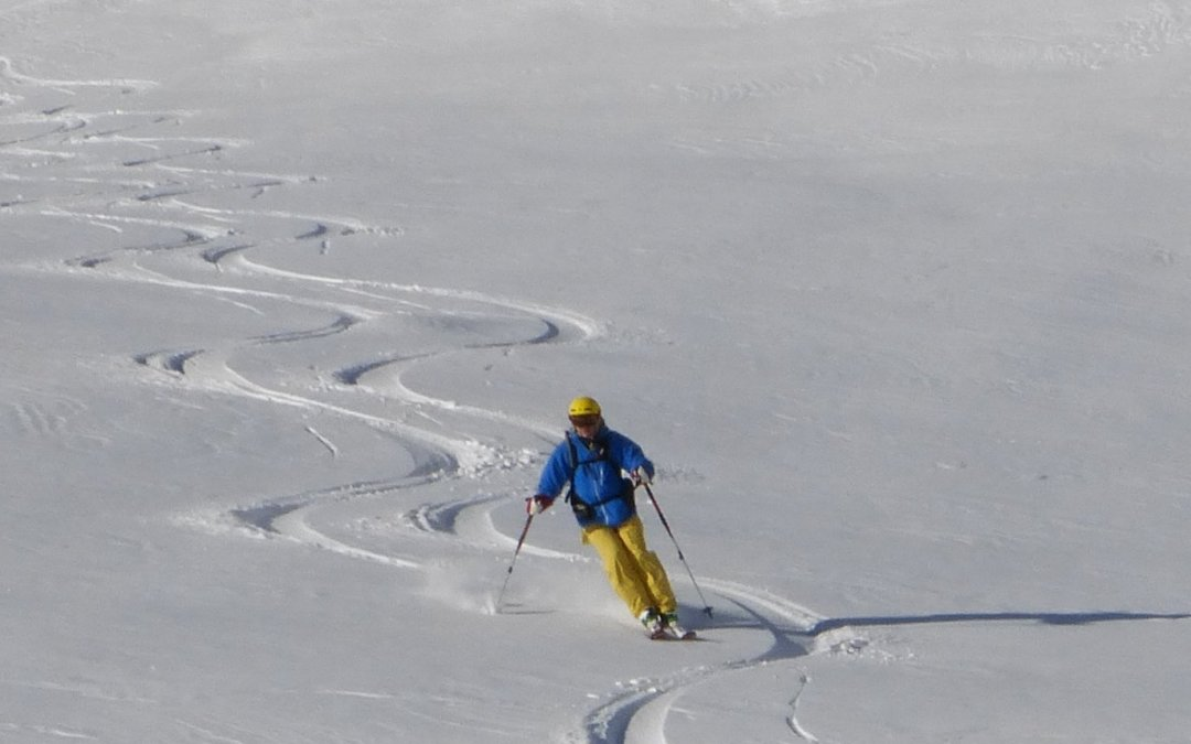 Off piste snow report and weather forecast