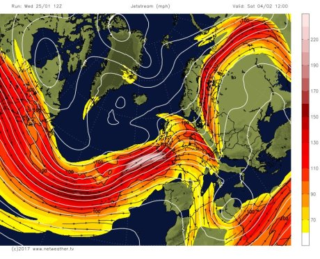 Jetstream 4th February