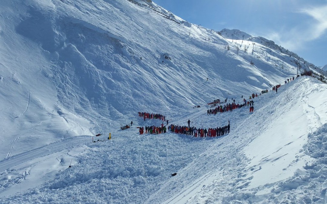 Fatal Avalanche in Tignes 13 February 2017