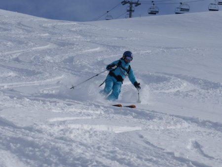 OFF PISTE SNOW & WEATHER: 11 – 17 JAN SAVOIE / N. FRENCH ALPS