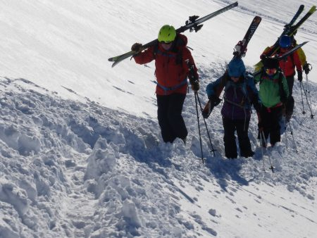 Off Piste Snow & Weather: 1 - 7 Feb Savoie / N. French Alps
