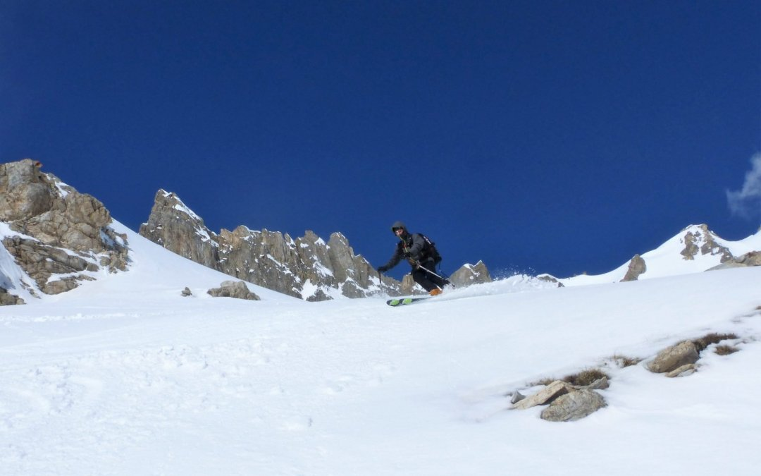 Off Piste Snow & Weather: 5 – 11 April, Savoie / N. French Alps