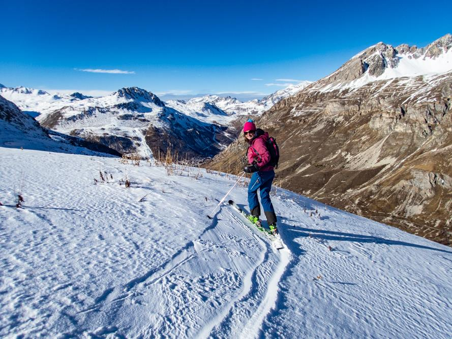 Off-Piste Snow and Weather Report