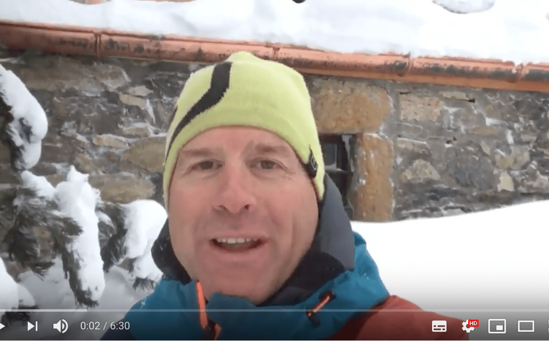 Henry Schniewind Snowpack update