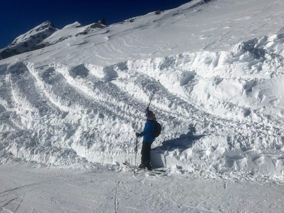 Snow val disere