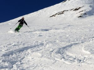 Off Piste Snow & Weather