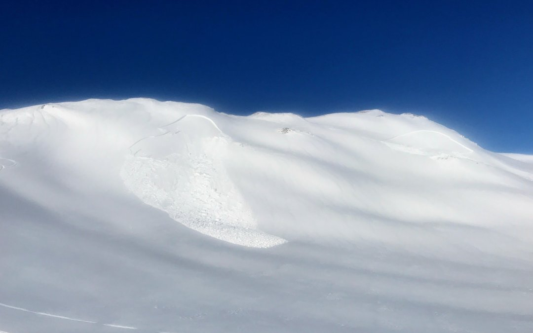 Off-piste snow report, N French Alps, 26th Dec 2019