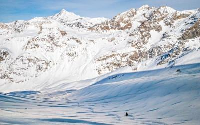 Off-piste snow report, N French Alps, 31st Jan 2020