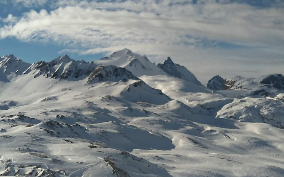 Off-piste snow report, N French Alps, 2nd Jan 2020