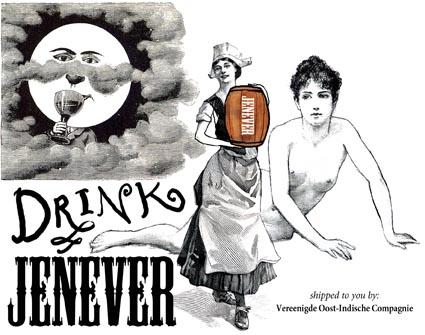 drinkJenever